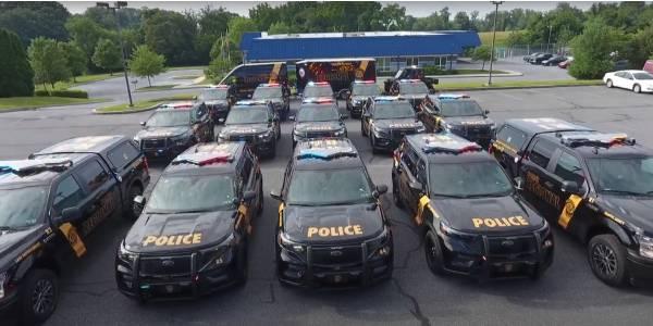 Pa. Municipality Reveals New Hybrid Fleet