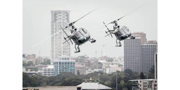 Ind. State Police Get New Hangar for Aviation Fleet