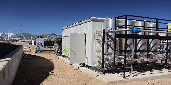 Tetra Tech, CGRS Partner with Colo. City on Biogas Project