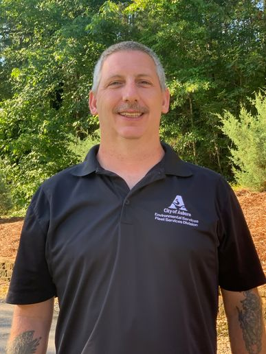 Kevin Callahan, CAFM, fleet services division manager for Auburn, Ala. -