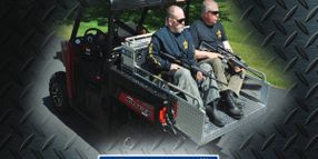 Modularity Defines KIMTEK's New Law Enforcement UTV Skid Unit