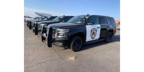Texas Municipality PD, County Sheriff Vehicles Get New Look