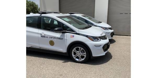San Diego Adds 19 EVs to City Fleet