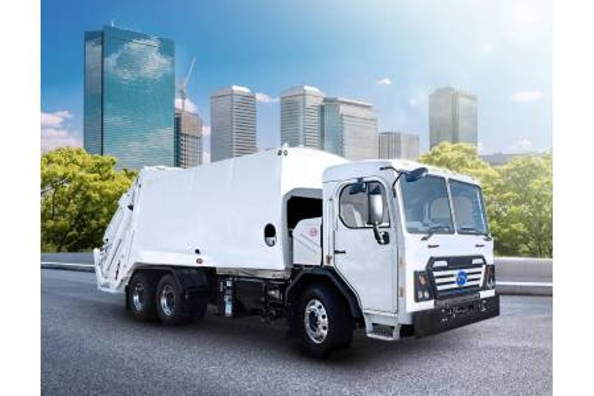 Jersey City to Receive Electric Refuse Trucks