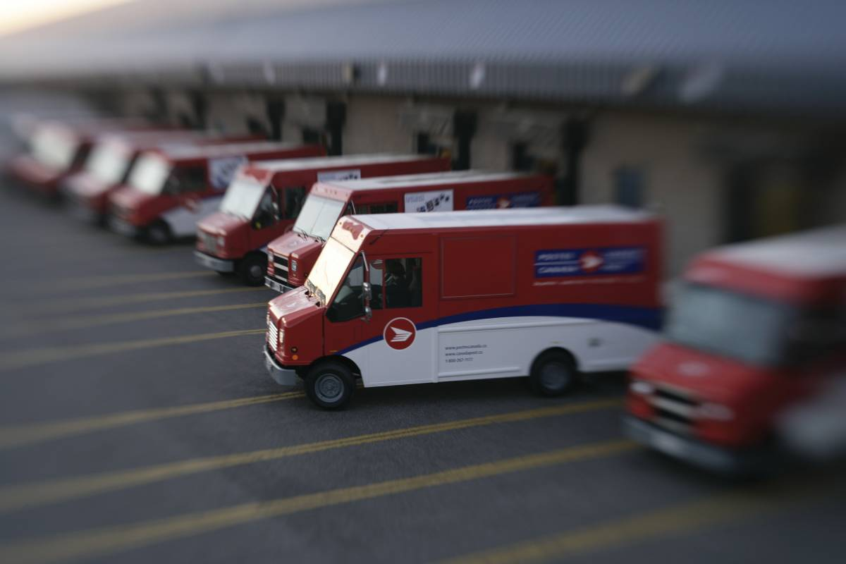 Canada Post Vehicles Targeted For Valuable Part