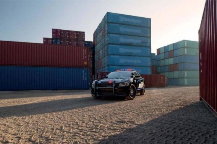 2020 Dodge Charger Pursuit - Photo: FCA