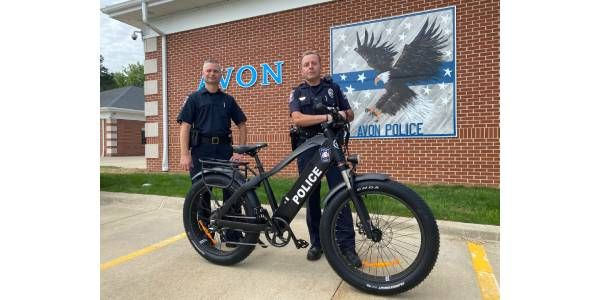 Ohio Officer Wins Patrol Bike Prize Pack from Police Magazine