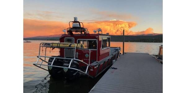 Lake Assault Boats Delivers Fire and Rescue Craft to Calif. County