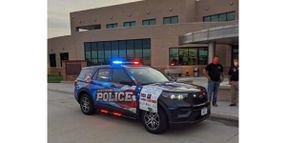 Neb. City Police Department Uses Vehicle to Capture Attention