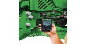 John Deere Smart Connector Links Tractors and Smartphones