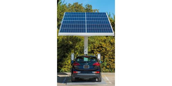 Federally Funded R&D Center Orders Envision Solar EV Chargers