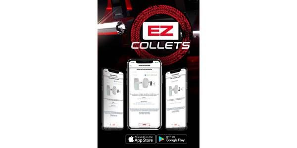EZ-COLLETS App Makes Wheel Balancing More Efficient