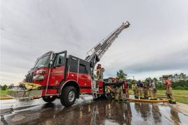 Minn. Fire Department Uses Contract Purchasing to Replace Two Trucks with One