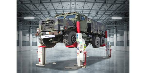 Stertil-Koni Awarded GSA Contract Extension for Vehicle Material Handling Equipment