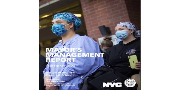 NYC Releases Annual Mayor's Management Report on Fleet