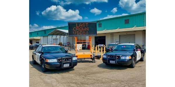 Calif. Highway Patrol Officially Retires All Crown Vics From Fleet