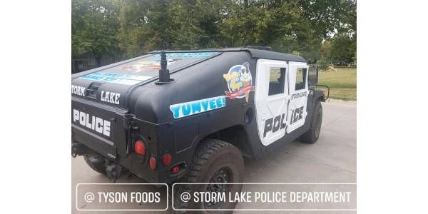 Iowa Municipality PD Uses 'Yumvee' for Community Outreach