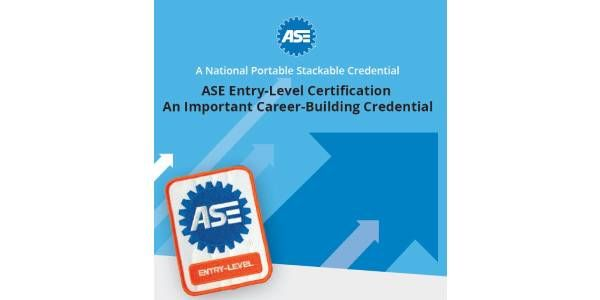 ASE Offers Entry-Level Certification