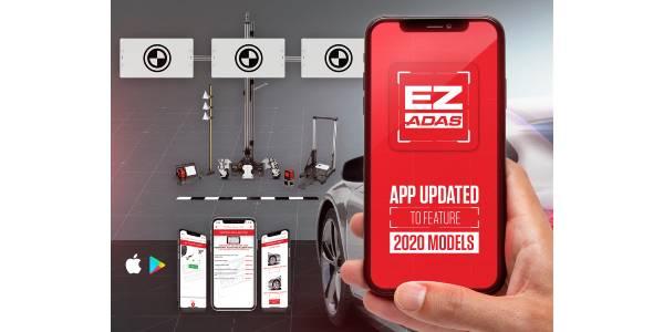 New Updates Available for John Bean EZ-ADAS App