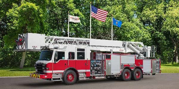 What's Involved in Building a Custom Fire Apparatus?