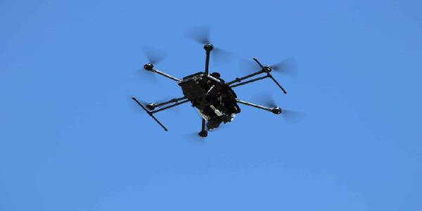 Warning Mode Added to Fortem Technologies' DroneHunter