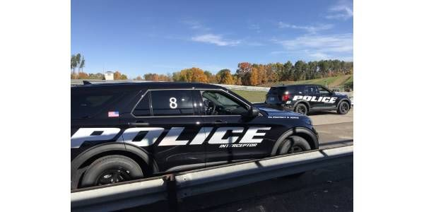 Mich. State Police Testing Shows Ford Police Interceptor on Top