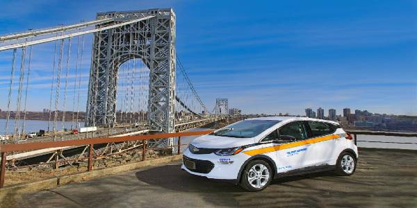 Port Authority of NY, NJ's Auto Division Hits the Gas on Clean Vehicles