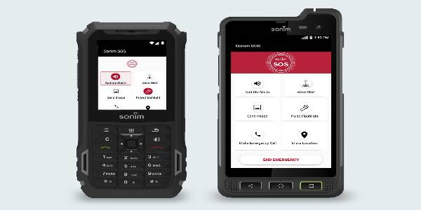 Sonim SOS App Delivers Safety-First Capabilities to Ultra-Rugged Devices