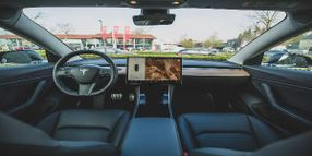 Tesla Model 3 Savings Revealed by Ind. Municipality PD Officer