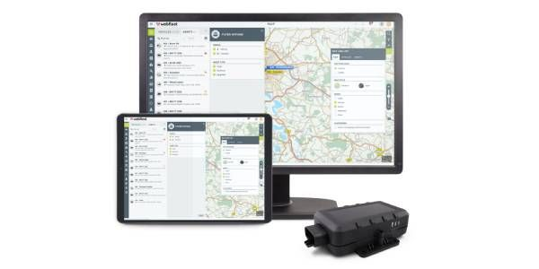 Webfleet Solutions' Asset Tracking Helps Reduce Risk of Equipment Theft