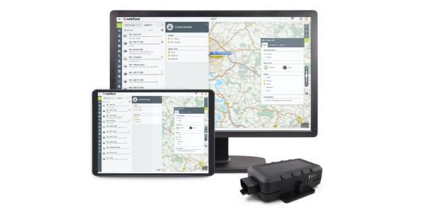 Webfleet Solutions' Asset Tracking Helps Reduce Risk of Equipment Theft
