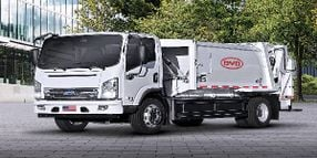 BYD to Introduce First Battery-Electric Refuse Truck to Md.