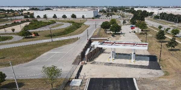 Illinois City Opens First CNG Station