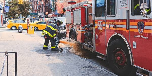 Hinged Vs. Roll-Up Fire Truck Doors: Which is Best for Your Fleet?