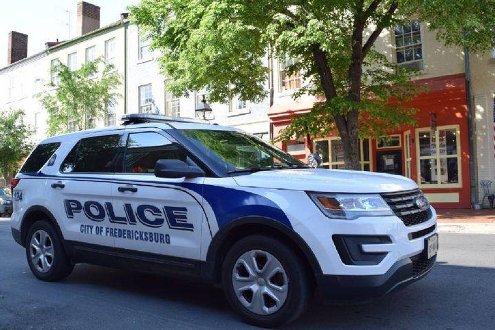 The Fredericksburg (Va.) Poice Department has 39 patrol vehicles and 22 administrative vehicles. - Photo: Fredericksburg (Va.) Police Department