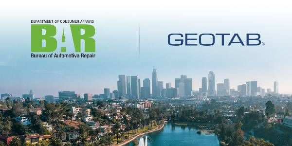 Geotab, California Bureau of Automotive Repair Team Up for Contactless Smog Test Pilot