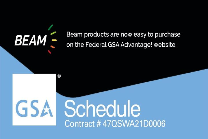 Beam Global's GSA MAS Contract Number 47QSWA21D0006 is valid through October 31, 2025 with exercise options through October 31, 2040. - Photo: Beam