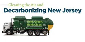 Study: Natural Gas Refuse Trucks Versus Battery Electric...What's More Green?
