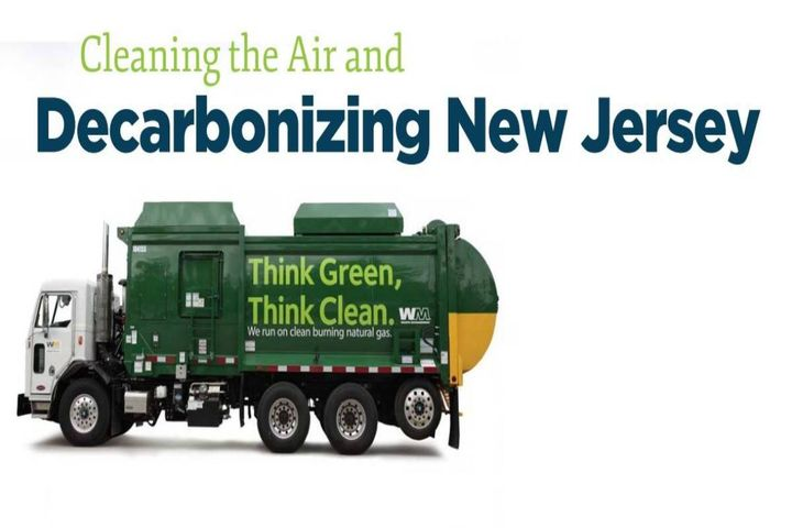 An analysis reveals natural gas refuse truck investments clear New Jersey air and decarbonize trash collection operations more dramatically and cost effectively. - Photo:NGVAmerica