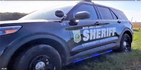 Ford Hybrids Offer Md. County Sheriff's Office Power, Savings