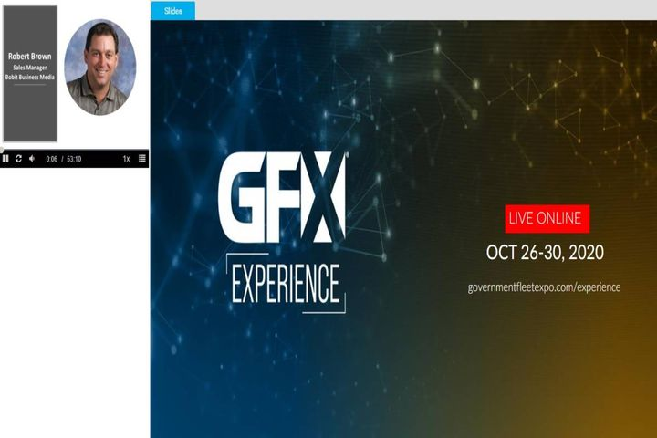 A session at the GFX Experience revealed what's new with law enforcement vehicles.  -