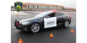 California City PD Releases Tesla Patrol Vehicle Pilot Results