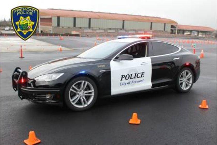 Calif. City PD Releases Tesla Patrol Vehicle Pilot Results