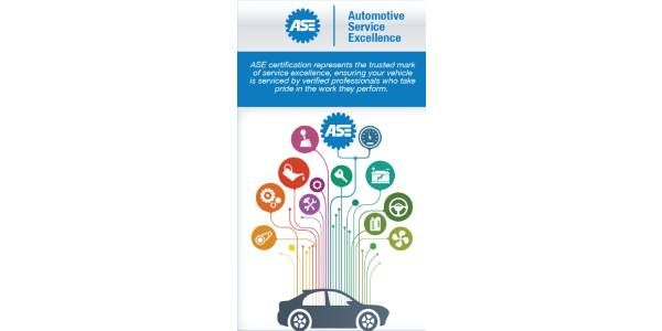 ASE Offers Techs Remote Option to Extend A1-A9 Certifications