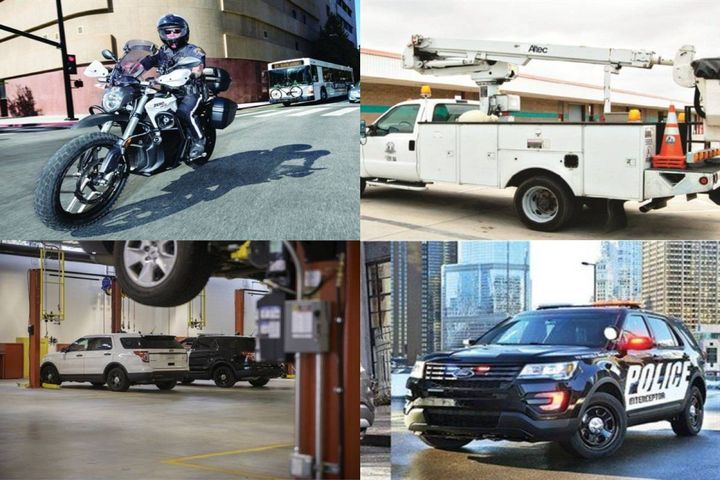 Which articles made our annual top 10 list of most engaging, educational pieces? - Photos (clockwise from top left): Zero Motorcycles, File photo, Ford, File photo