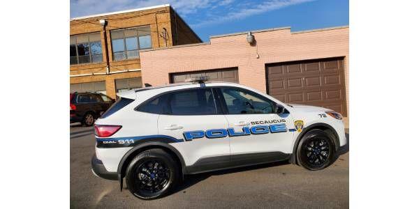 New Jersey Municipality Unveils Hybrid Police Vehicles