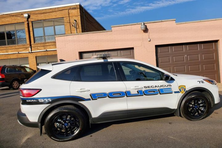 The vehicles will come at a cost savings to the taxpayer, which is a primary concern of Secaucus Mayor Michael Gonnelli's administration. - Photo:Secaucus Police Department