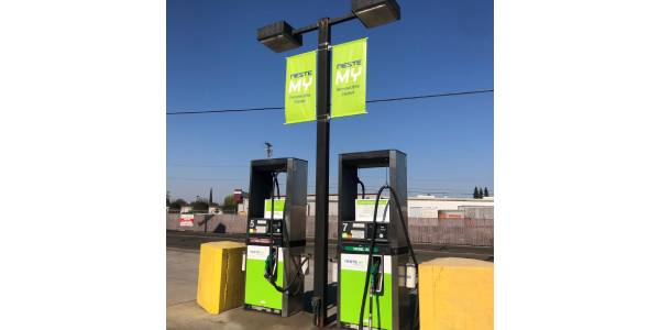 Neste Expands California Green Fueling Network