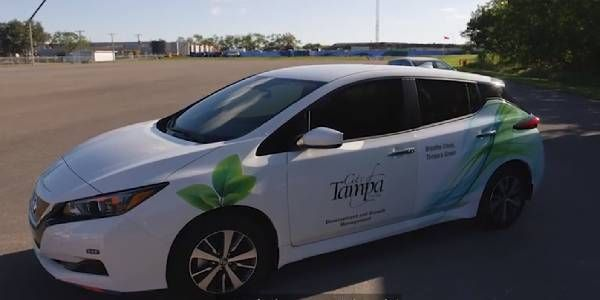 City of Tampa Expands Fleet with Electric Vehicles