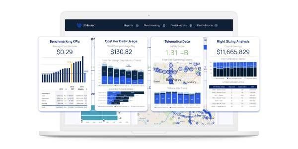 Utilimarc Releases Fully-Integrated Business Intelligence Platform for Enterprise Fleets